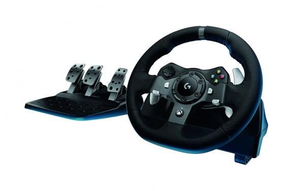 G920 volante logitec